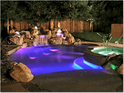 Save Money On Heating And Lighting For Swimming Pools