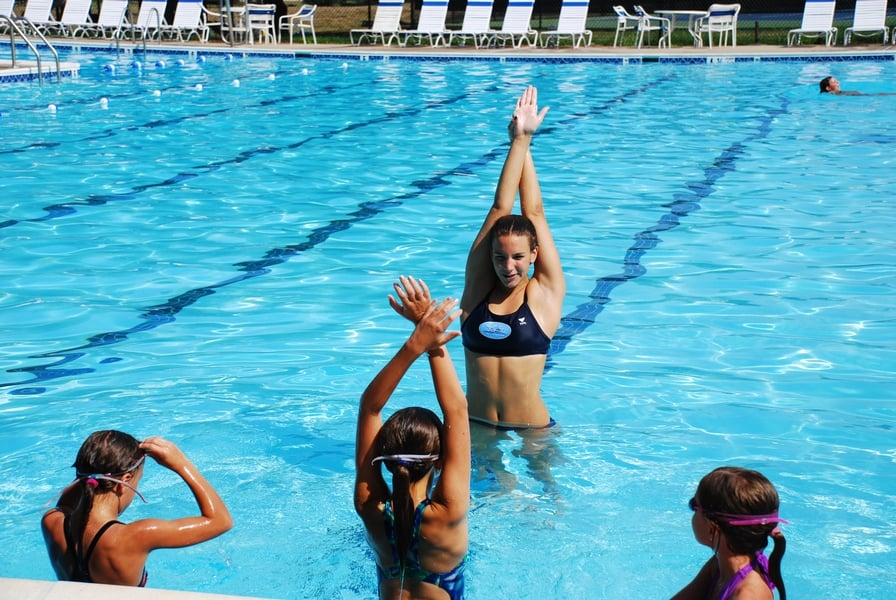 Unexpected Benefits Of Swimming Lessons