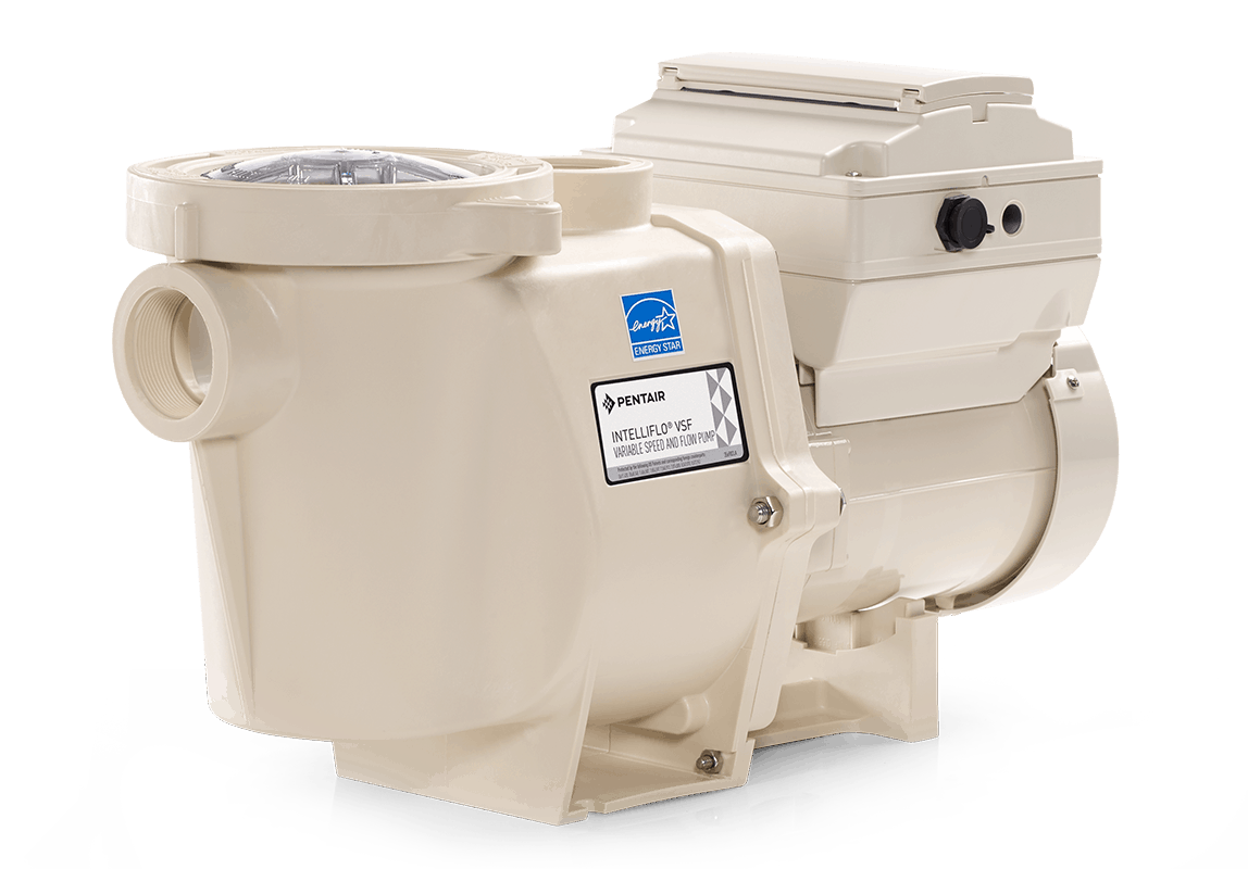 IntelliFlo® VSF Variable Speed and Flow Pool and Spa Pump