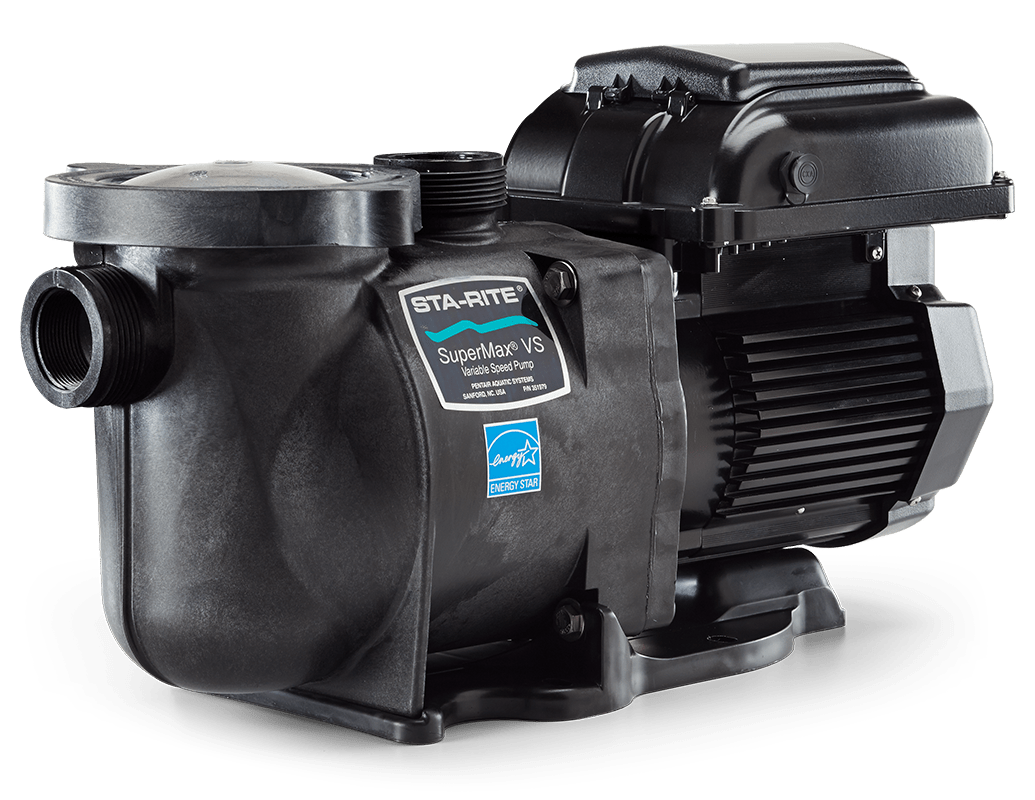 SuperMax® VS Variable Speed Pool Pump